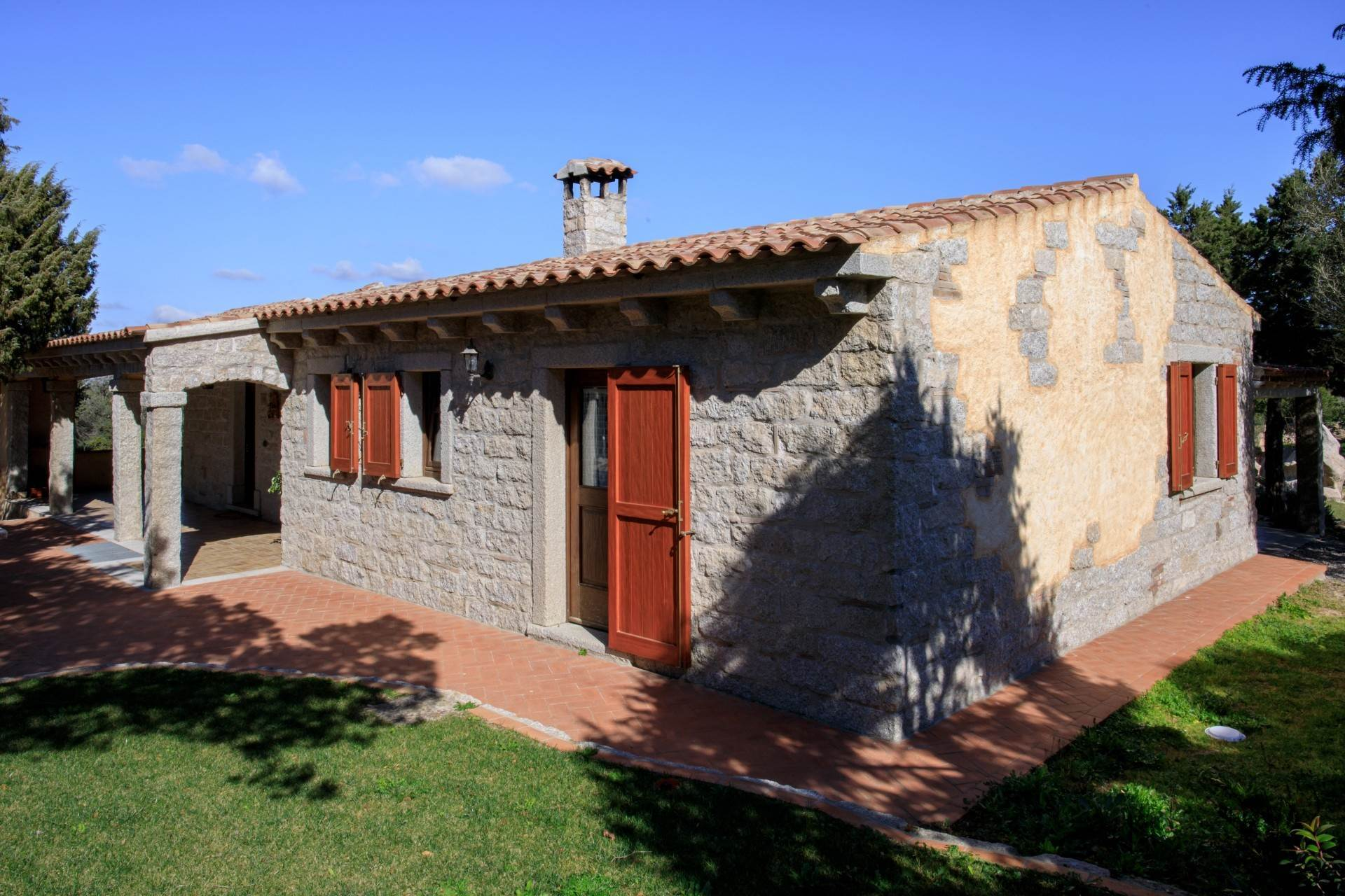 15. Villa/Townhouse for Rent at Country Villa with Pool for rent Costa Smeralda, Olbia Tempio,07021 Italy