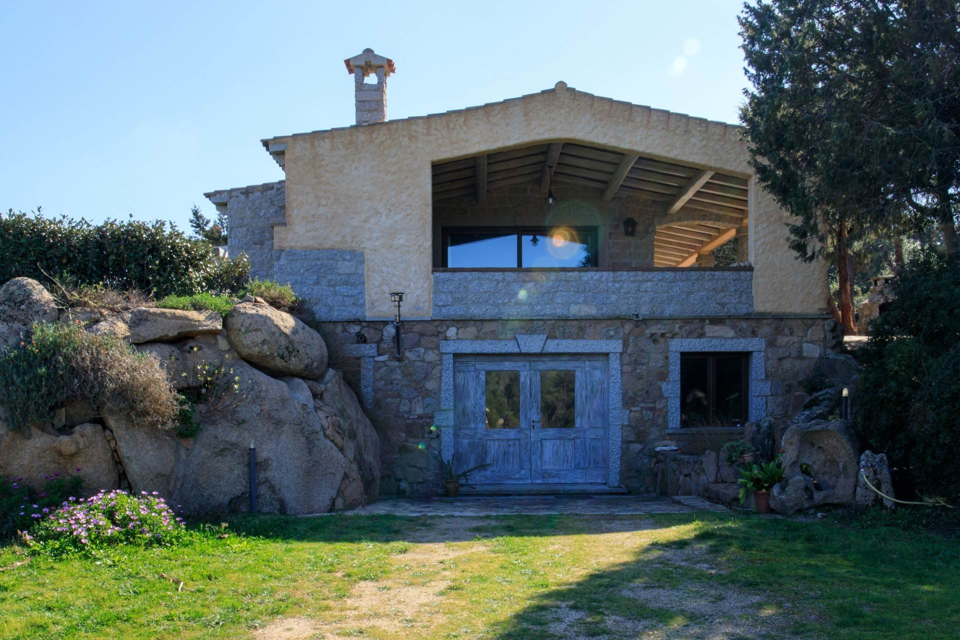 14. Villa/Townhouse for Rent at Country Villa with Pool for rent Costa Smeralda, Olbia Tempio,07021 Italy