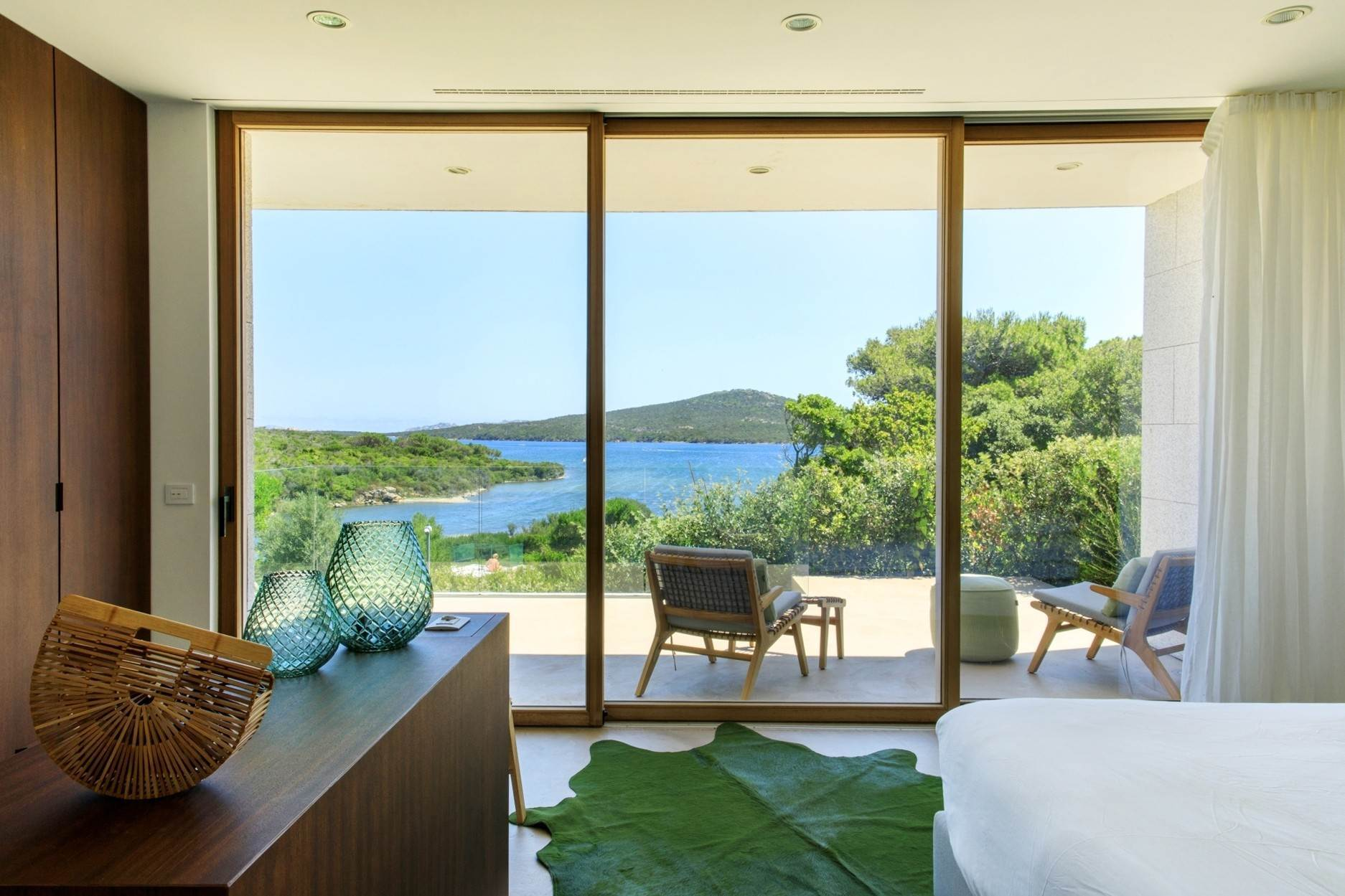 16. Villa/Townhouse for Sale at Waterfront Villa La Coluccia Costa Smeralda, Olbia Tempio,07020 Italy