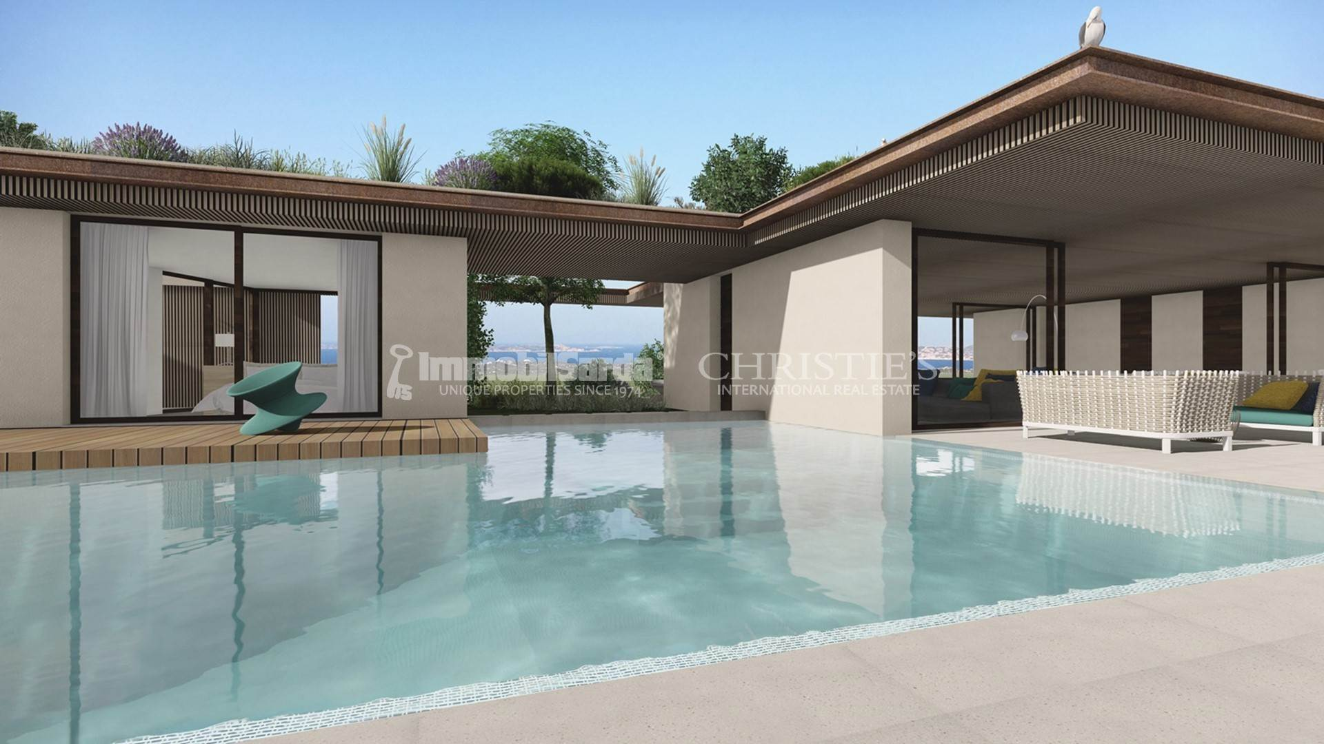 Villa/Townhouse for Sale at Newly Built Villa - Santa Teresa Hills Santa Teresa Di Gallura, Olbia Tempio,07028 Italy