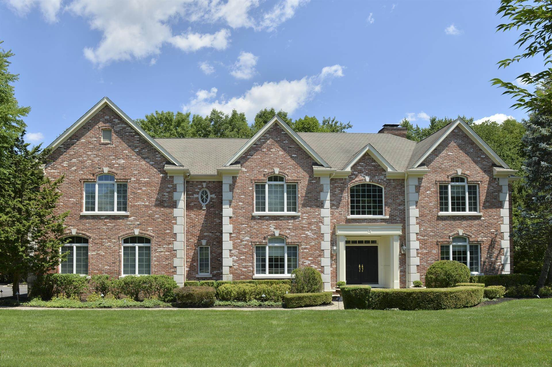 Single Family Home por un Venta en Decorator Showplace Franklin Lakes, Nueva Jersey,07417 Estados Unidos