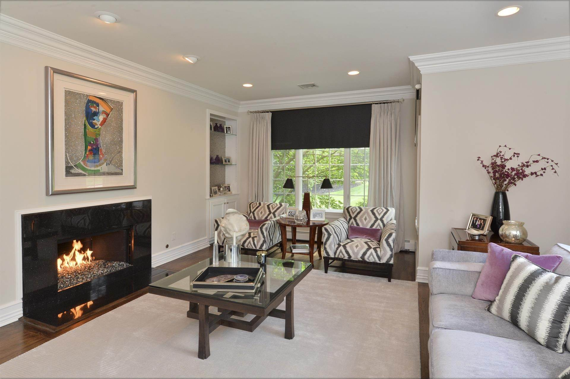 4. Single Family Home por un Venta en Decorator Showplace Franklin Lakes, Nueva Jersey,07417 Estados Unidos