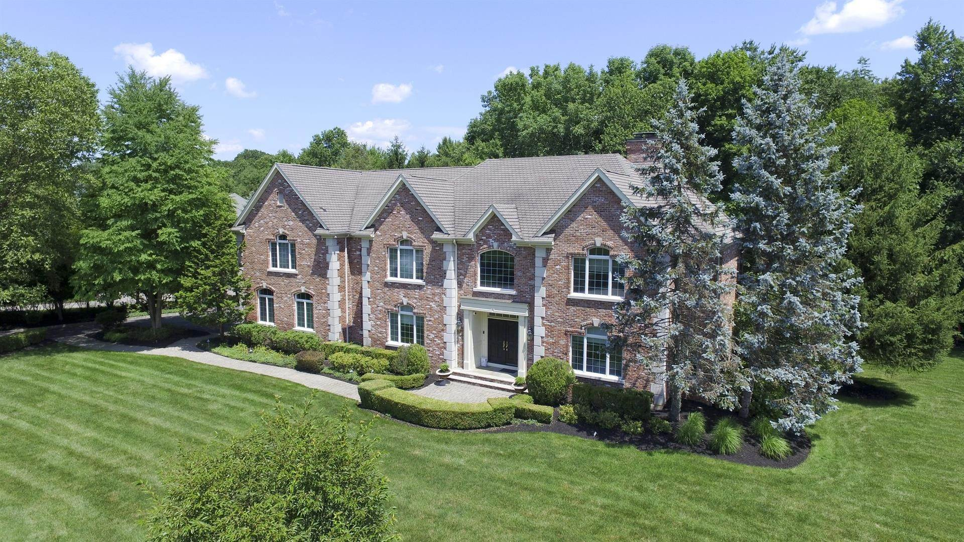 23. Single Family Home por un Venta en Decorator Showplace Franklin Lakes, Nueva Jersey,07417 Estados Unidos
