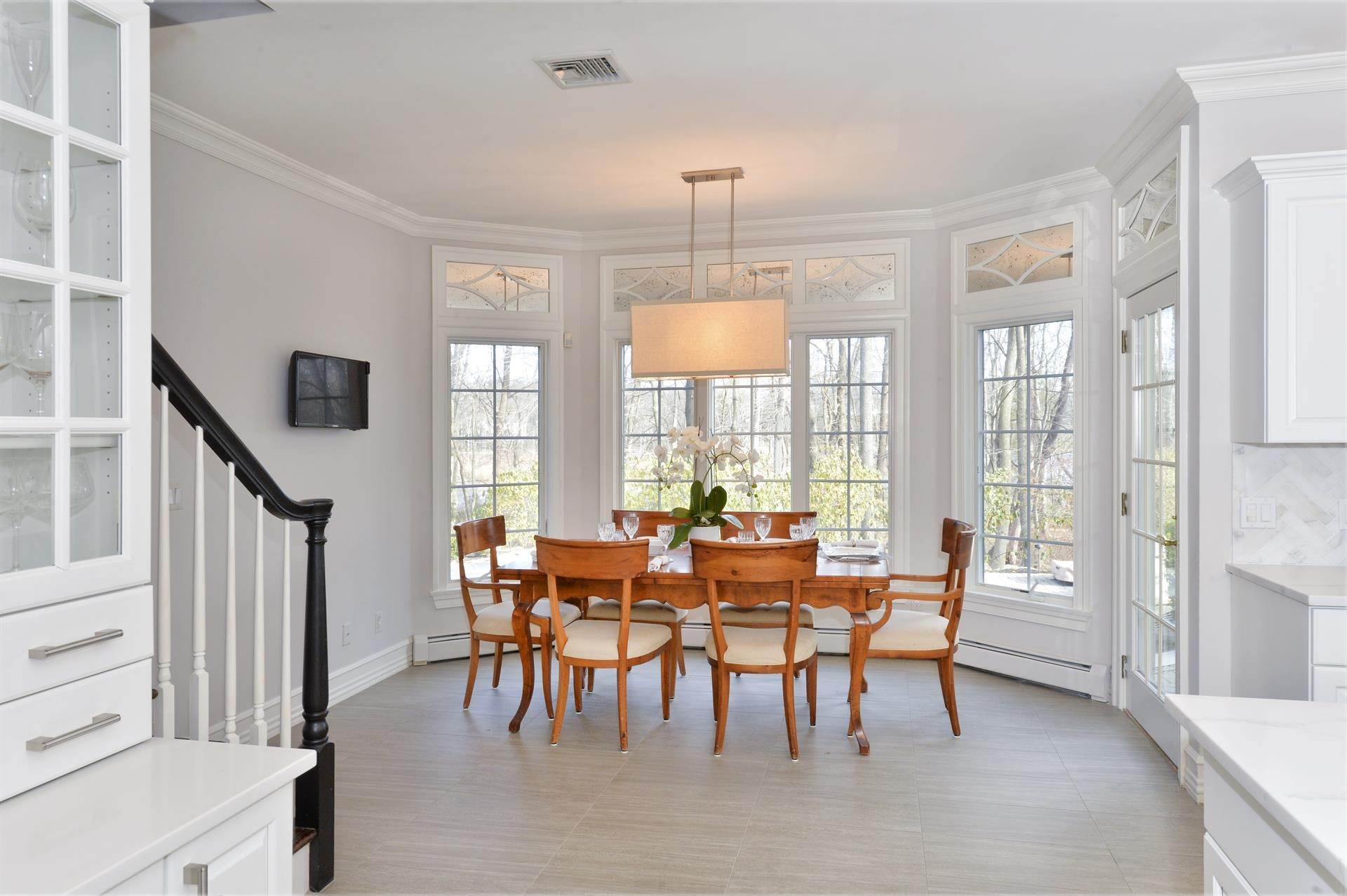 10. Single Family Home por un Venta en Decorator Showplace Franklin Lakes, Nueva Jersey,07417 Estados Unidos