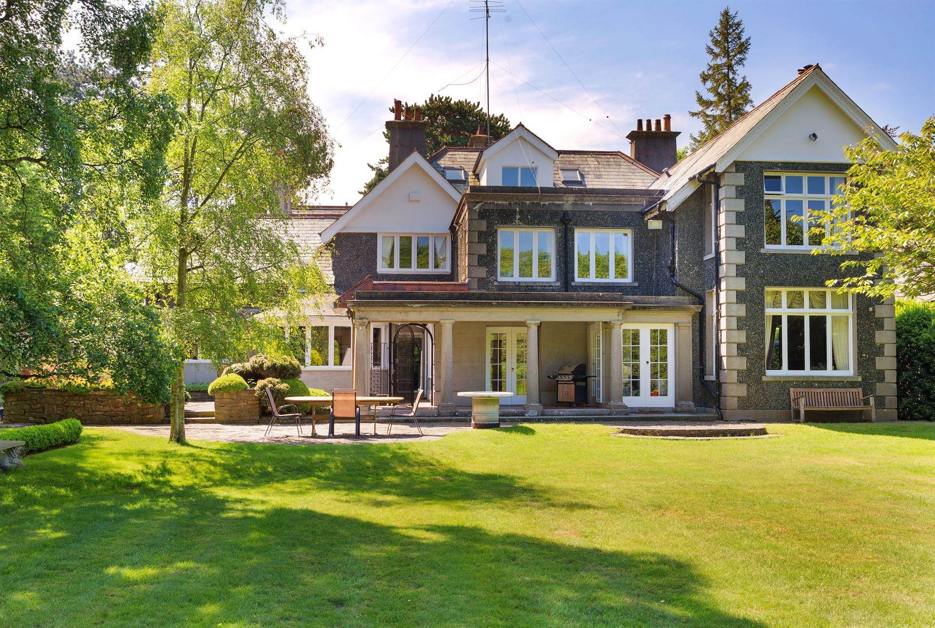 21. Single Family Home for Sale at Foxrock, Ireland
