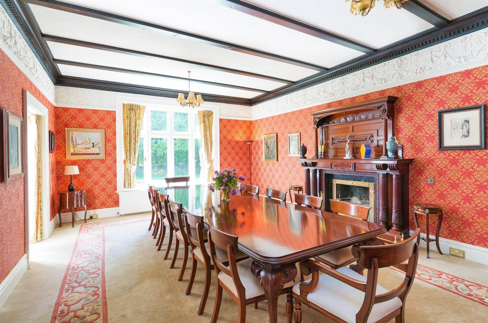 8. Single Family Home for Sale at Foxrock, Ireland