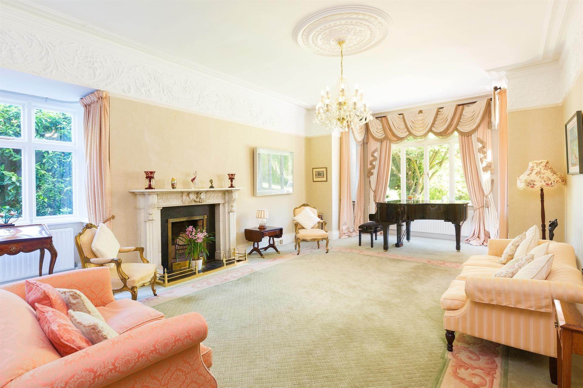 2. Single Family Home for Sale at Foxrock, Ireland