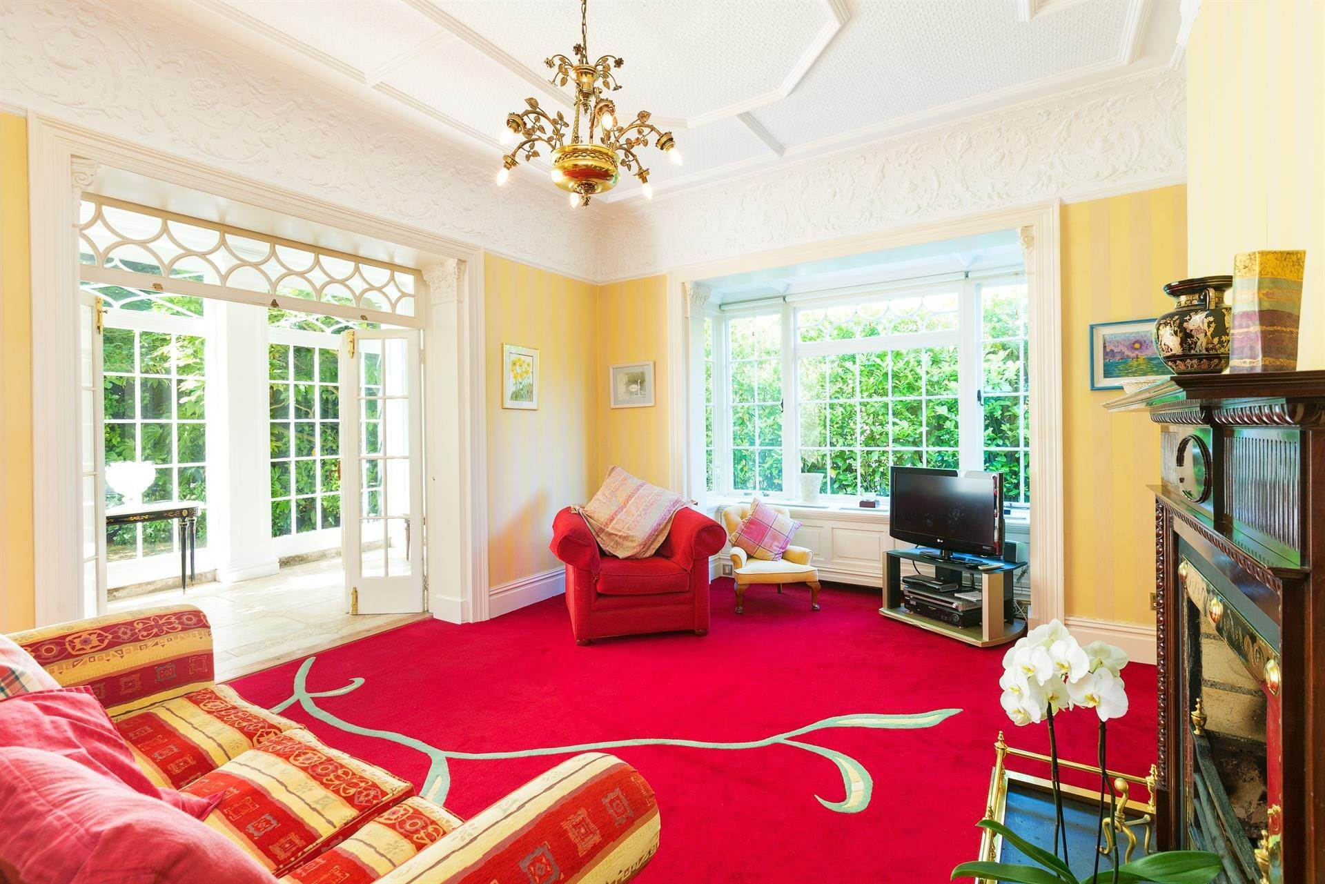 10. Single Family Home for Sale at Foxrock, Ireland