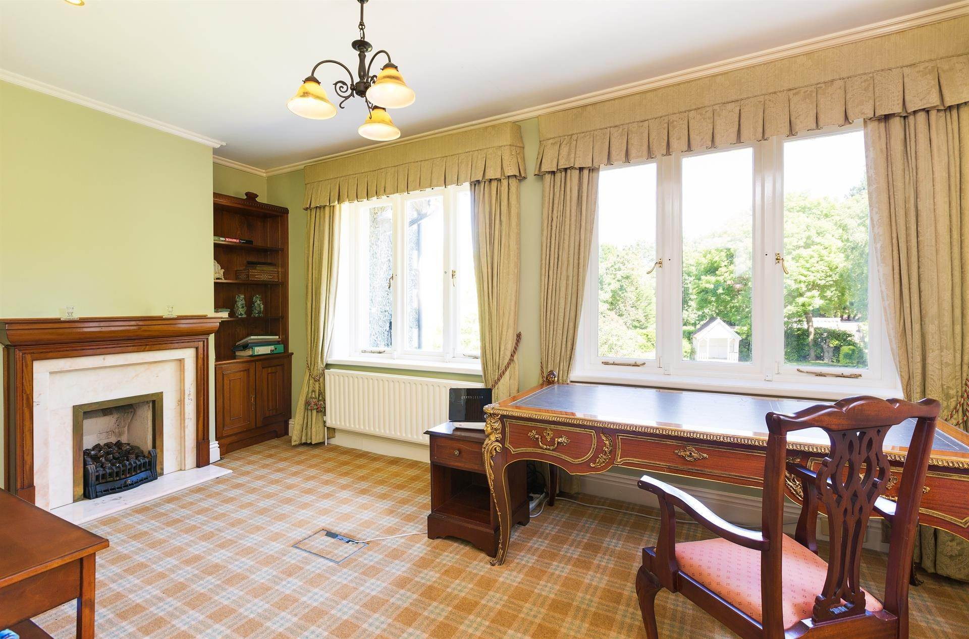 15. Single Family Home for Sale at Foxrock, Ireland
