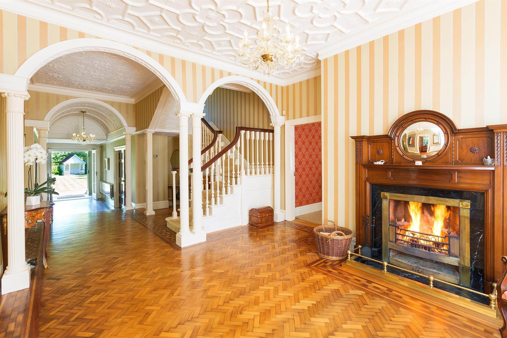3. Single Family Home for Sale at Foxrock, Ireland