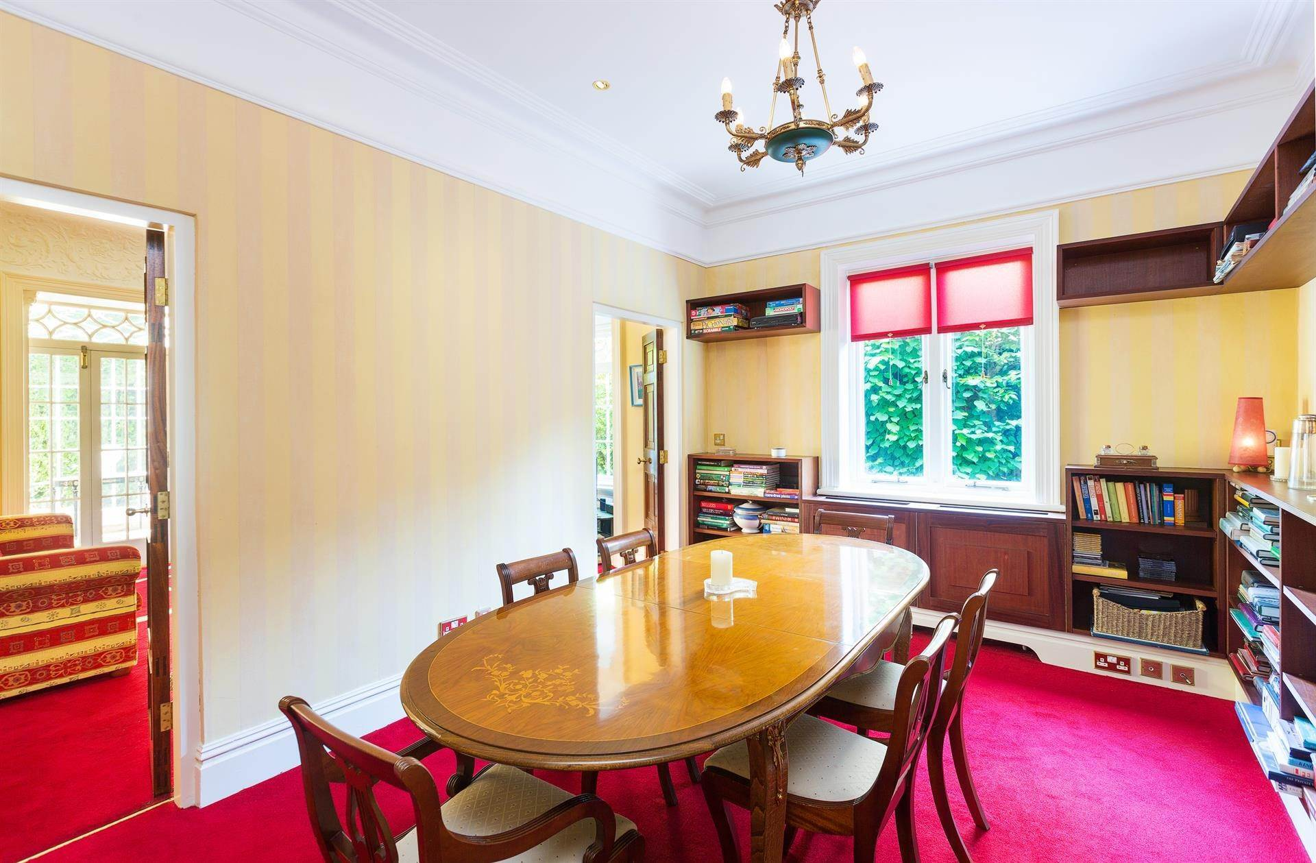 11. Single Family Home for Sale at Foxrock, Ireland