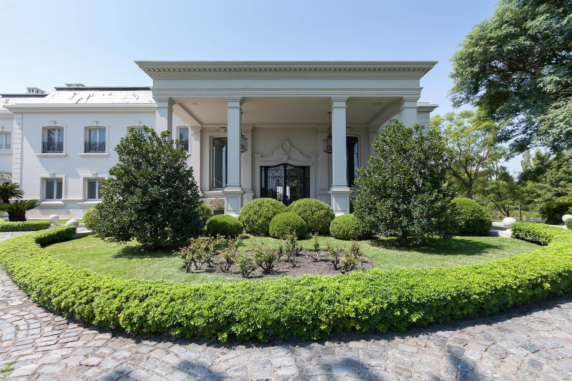 Single Family Home for Sale at Incredible house in La Isla, Nordelta Tigre, Argentina