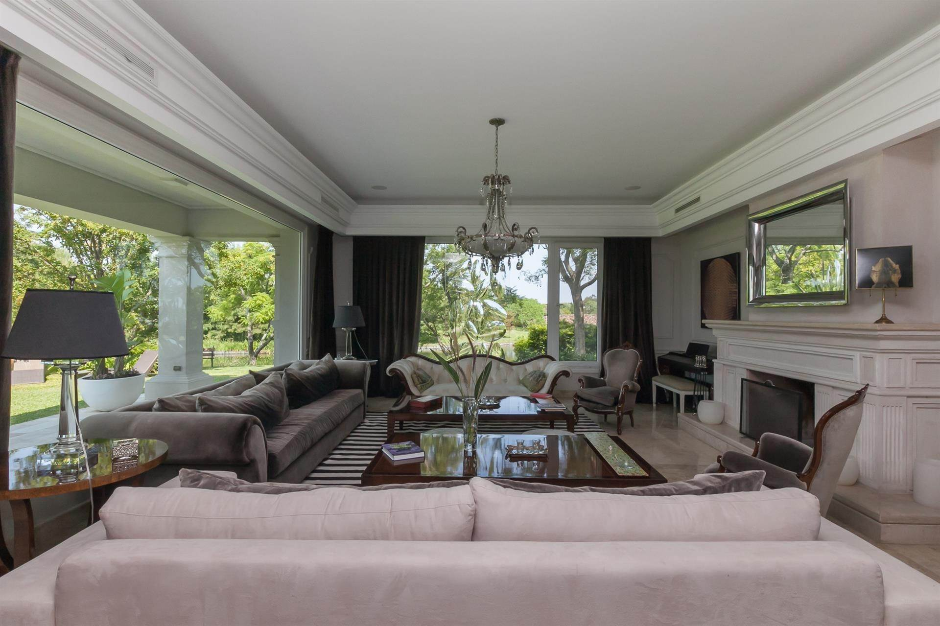 6. Single Family Home for Sale at Incredible house in La Isla, Nordelta Tigre, Argentina