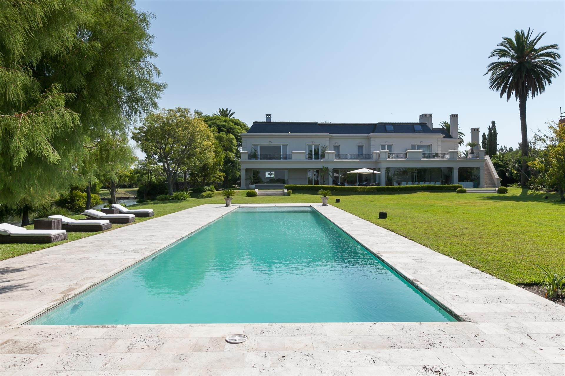 36. Single Family Home for Sale at Incredible house in La Isla, Nordelta Tigre, Argentina