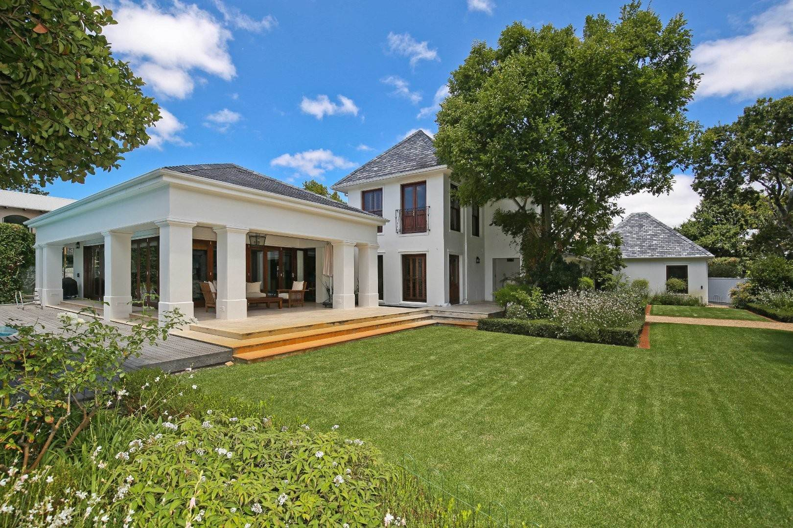 Single Family Home for Sale at Quality living at its very best! Rondebosch, Cape Town, Western Cape, South Africa
