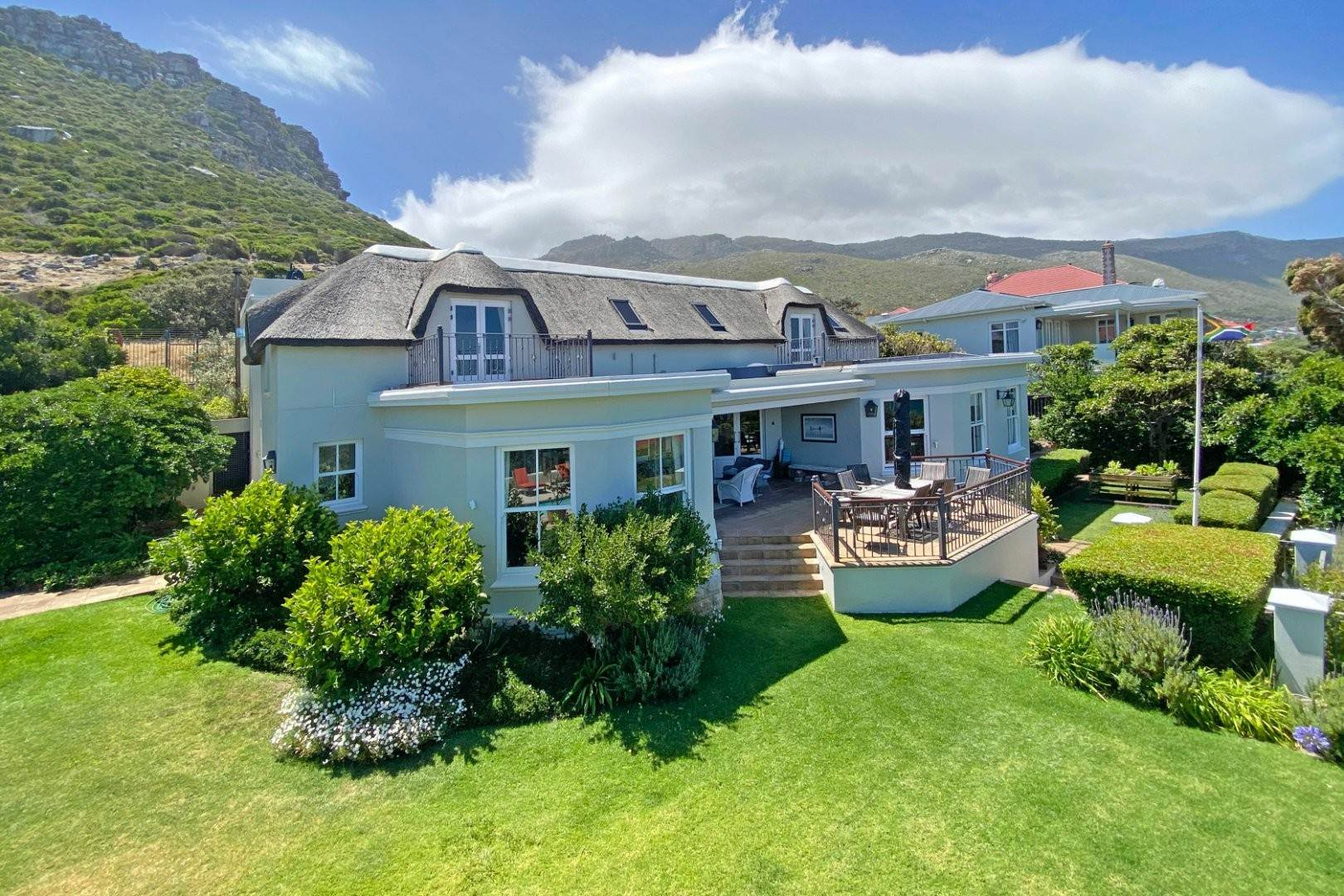 Single Family Home for Sale at ENCHANTING SEASIDE VILLA OFF MAIN ROAD Kalk Bay, Cape Town, Western Cape, South Africa
