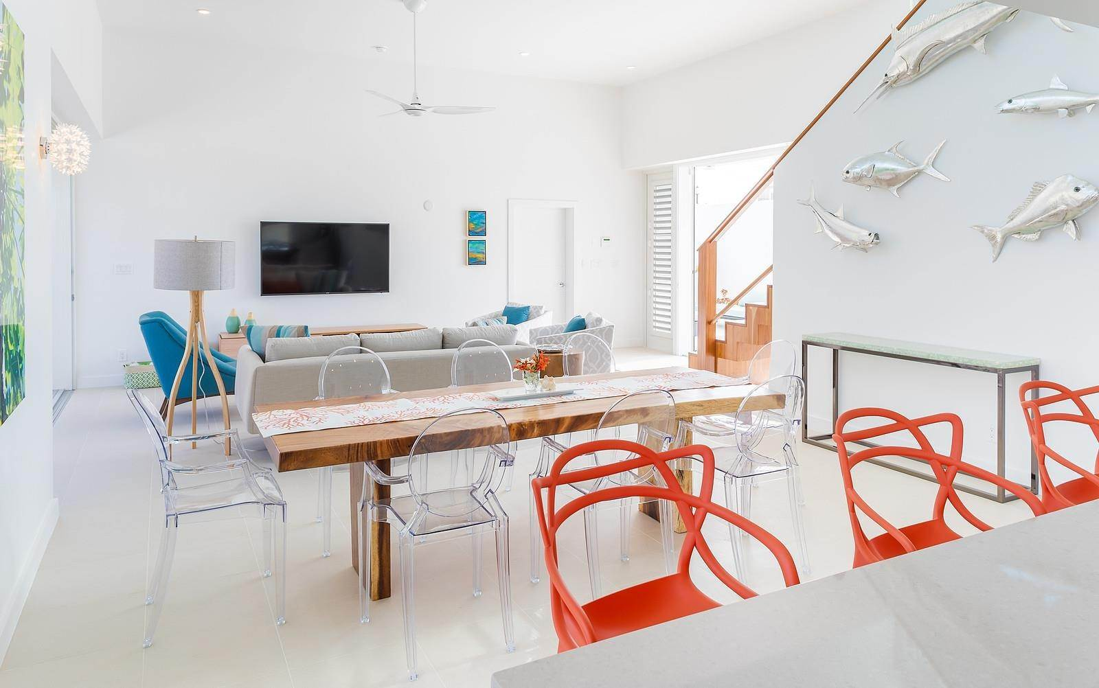 8. Single Family Home for Sale at Turnstone House Leeward, Providenciales,TKCA1ZZ Turks And Caicos Islands