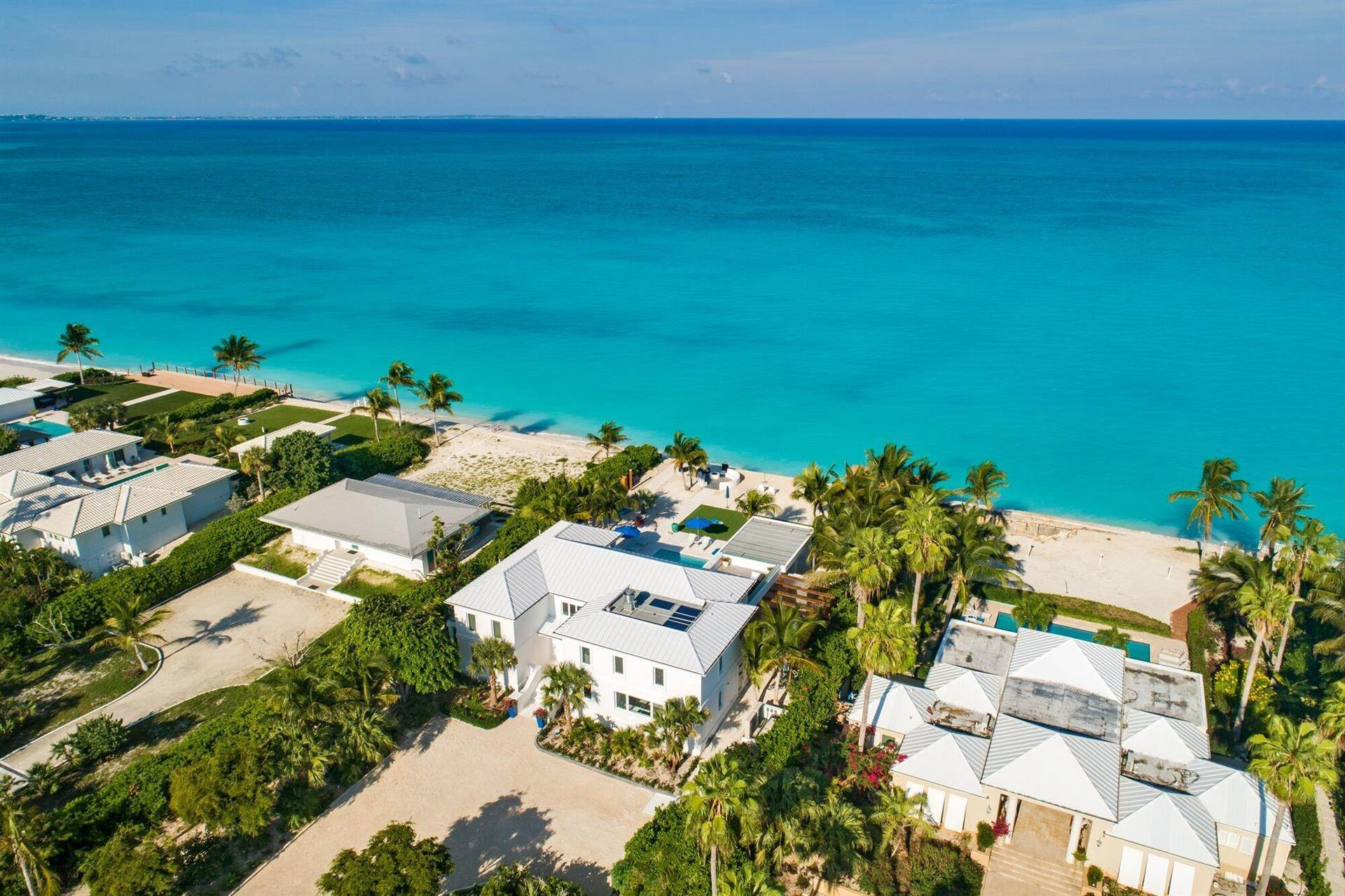 2. Estate for Sale at Beachfront, Leeward Footprints Villa Leeward, Providenciales,BWI Turks And Caicos Islands