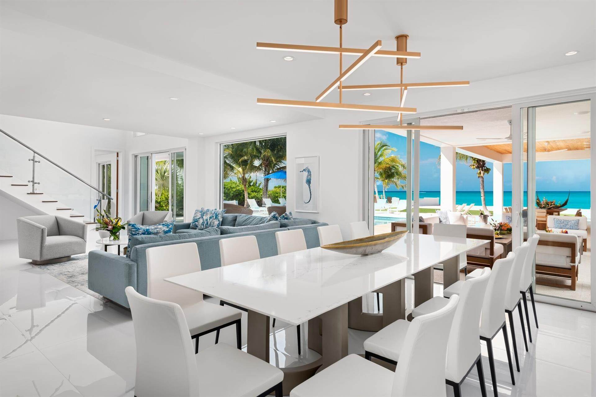 7. Estate for Sale at Beachfront, Leeward Footprints Villa Leeward, Providenciales,BWI Turks And Caicos Islands