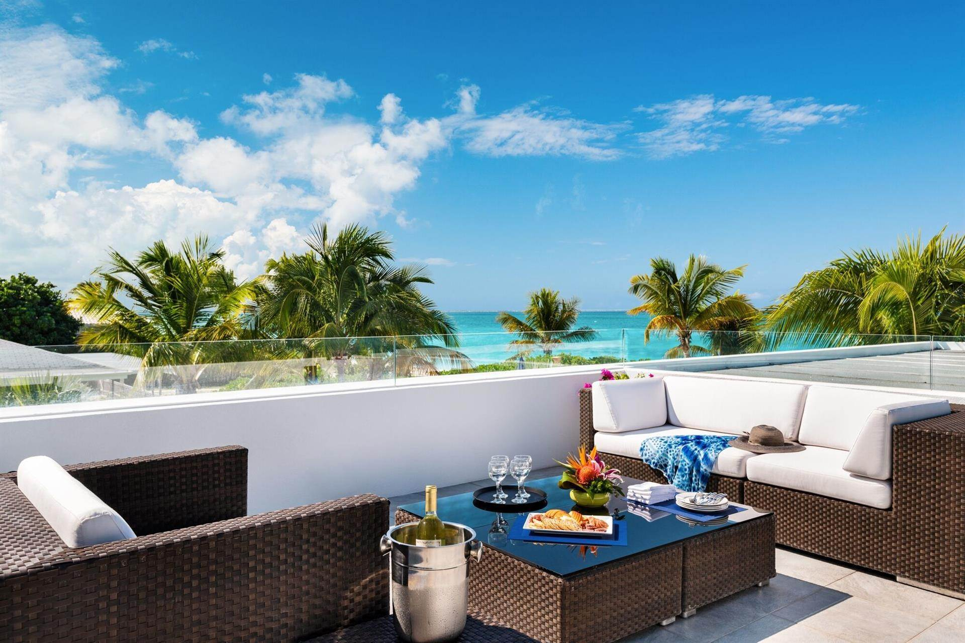 9. Estate for Sale at Beachfront, Leeward Footprints Villa Leeward, Providenciales,BWI Turks And Caicos Islands