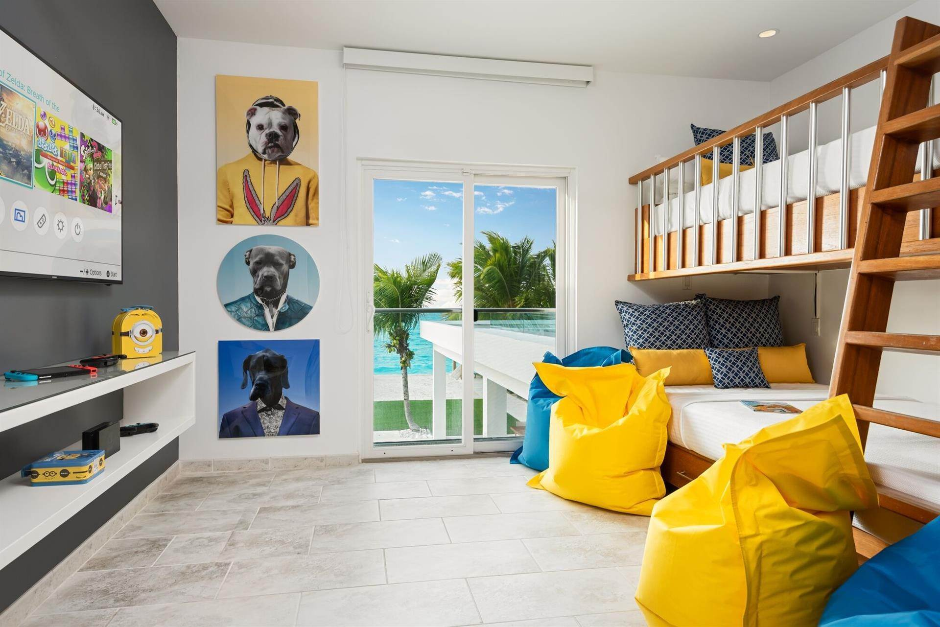 22. Estate for Sale at Beachfront, Leeward Footprints Villa Leeward, Providenciales,BWI Turks And Caicos Islands