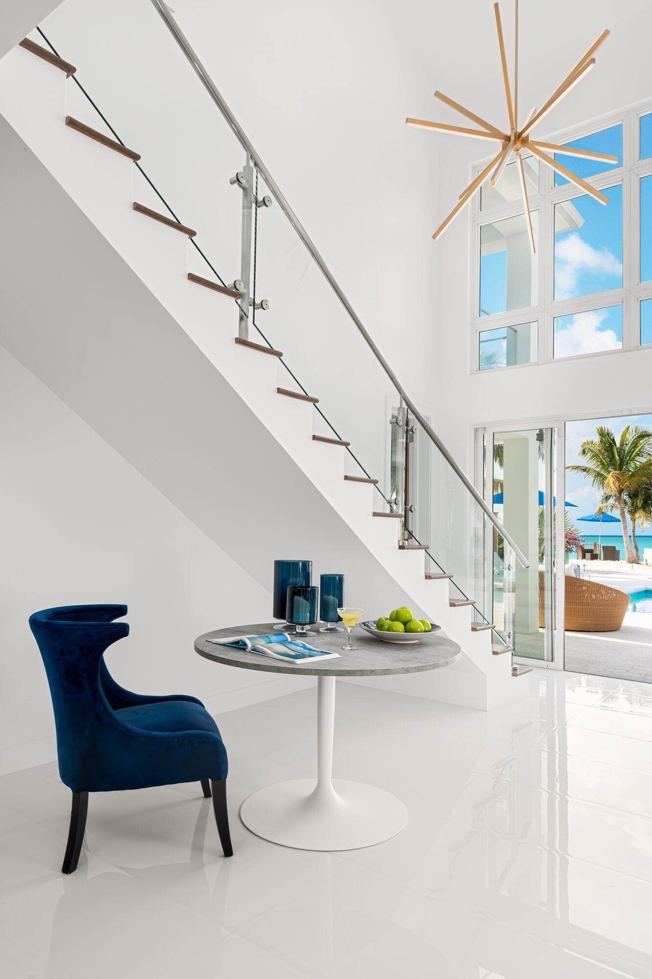 23. Estate for Sale at Beachfront, Leeward Footprints Villa Leeward, Providenciales,BWI Turks And Caicos Islands