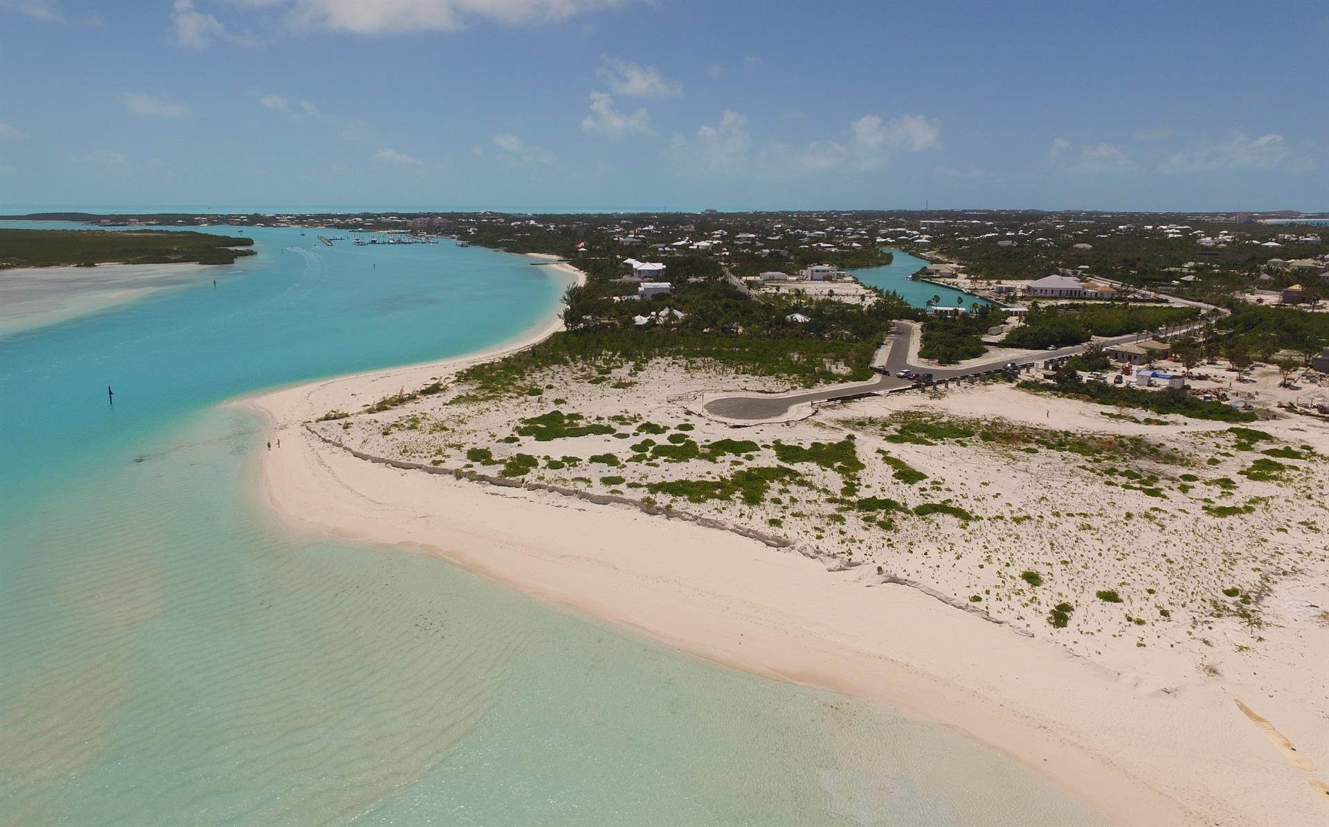Land/Lot for Sale at Beachfront Lot Emerald Point Beach Lot 135 Leeward, Providenciales,BWI Turks And Caicos Islands