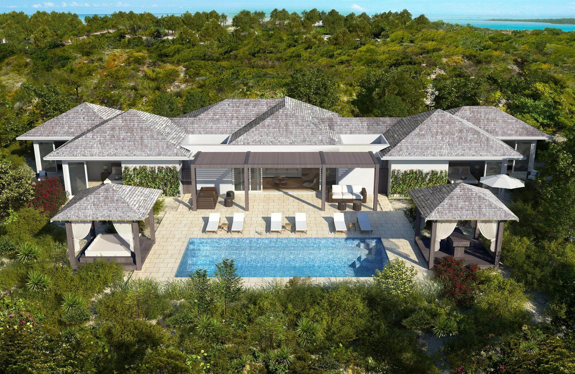 Villa/Townhouse for Sale at The Spa Villa at Sailrock The Spa Villa Sailrock, South Caicos,BWI Turks And Caicos Islands