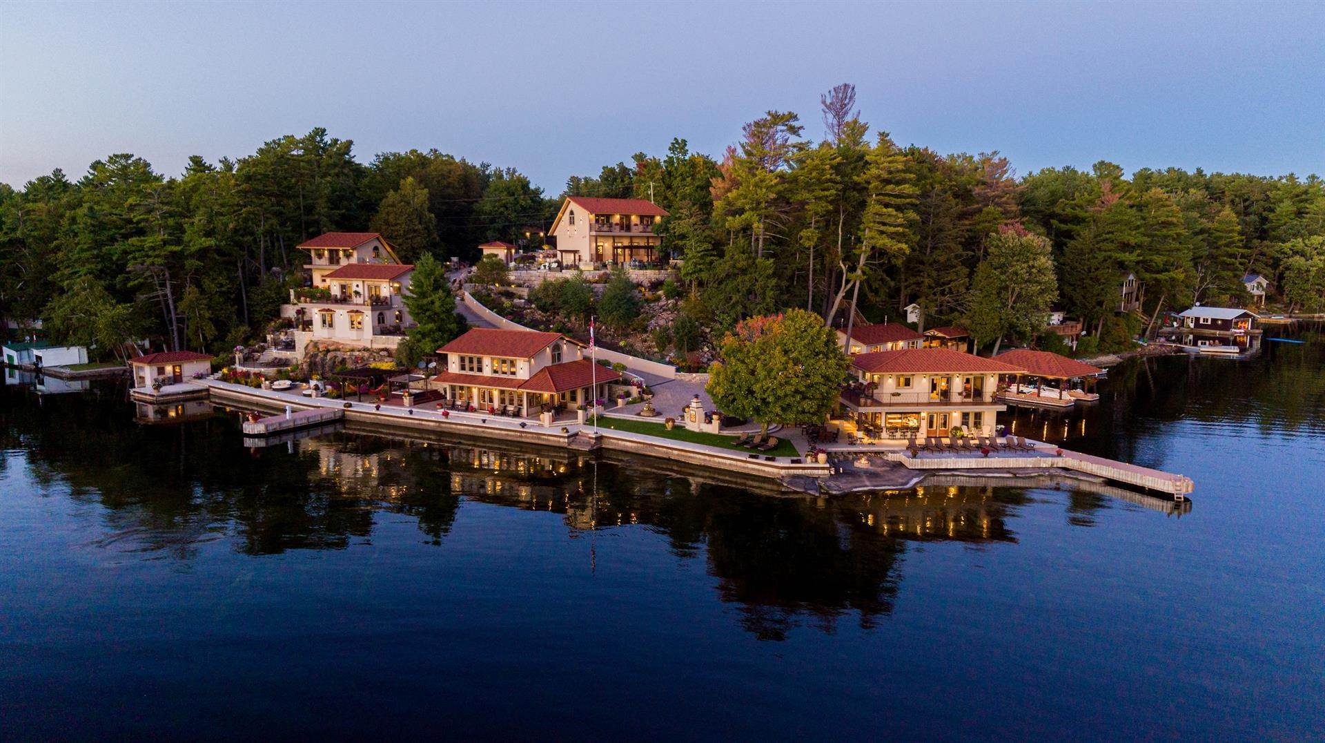 Estate for Sale at The Destination on Charleston Lake Athens, Ontario,Canada