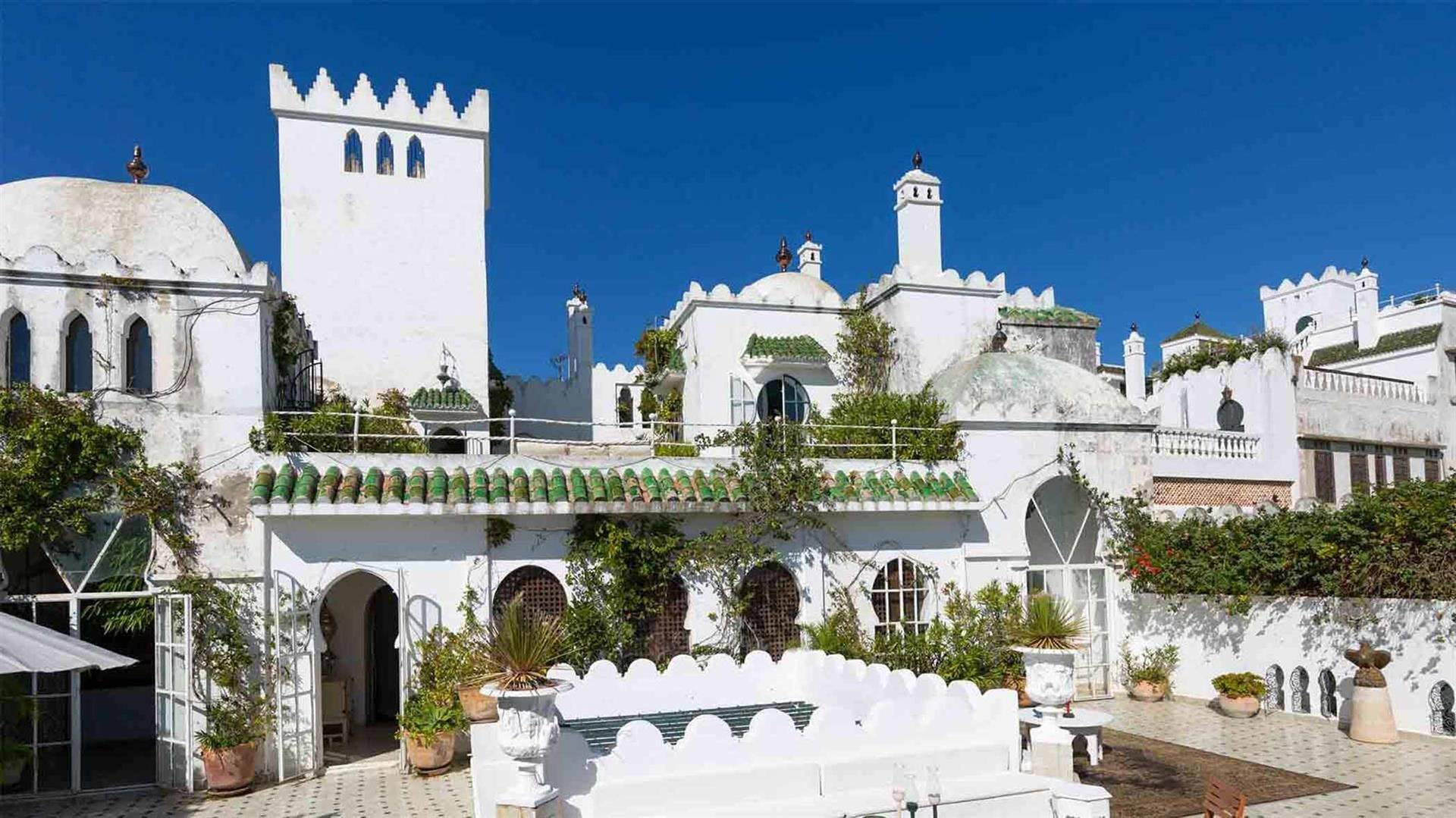 Villa/Townhouse at Sultan's Palace Tanger, Tanger,90000 Morocco
