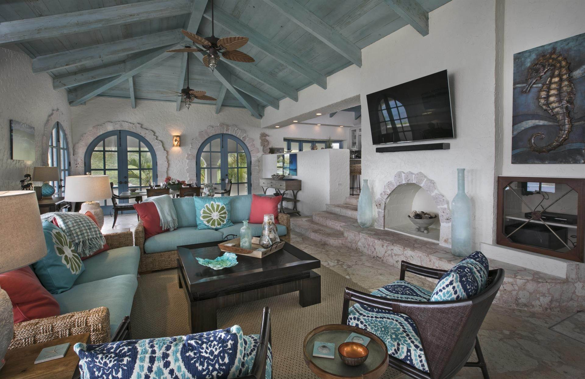 Residential for Sale at Villa Cliff House St John, United States Virgin Islands