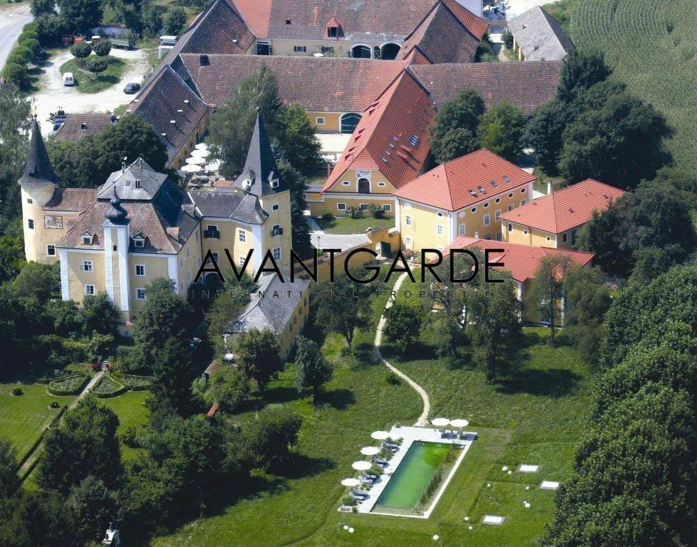 Other for Sale at Gorgeouse castle with development potential Austria