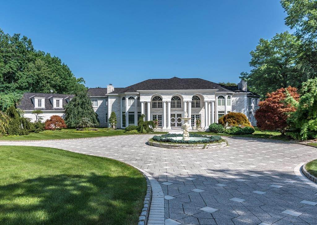 Estate for Sale at Palatial Estate Saddle River, New Jersey,07458 United States