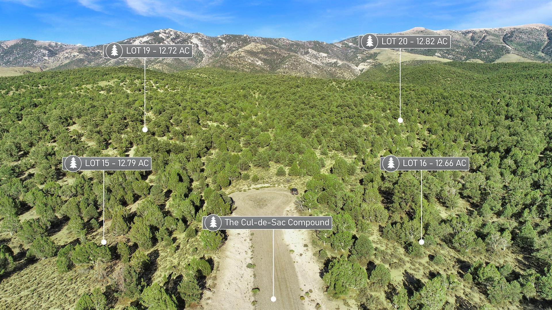 4. Land/Lot for Sale at Bird Creek Estates 5205 E BIRD CREEK Road, Ely, Nevada 89301 Ely, Nevada,89301 United States