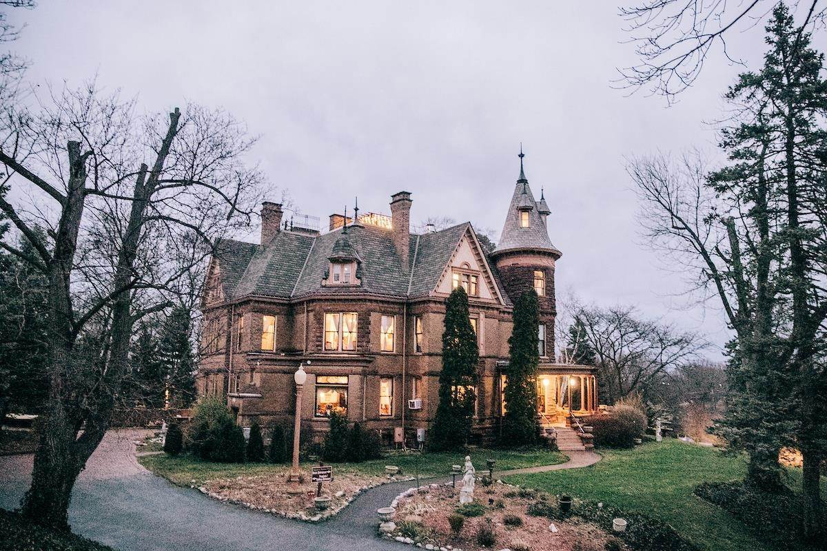 Estate for Sale at Henderson Castle & Vineyard Kalamazoo, Michigan,49006 United States