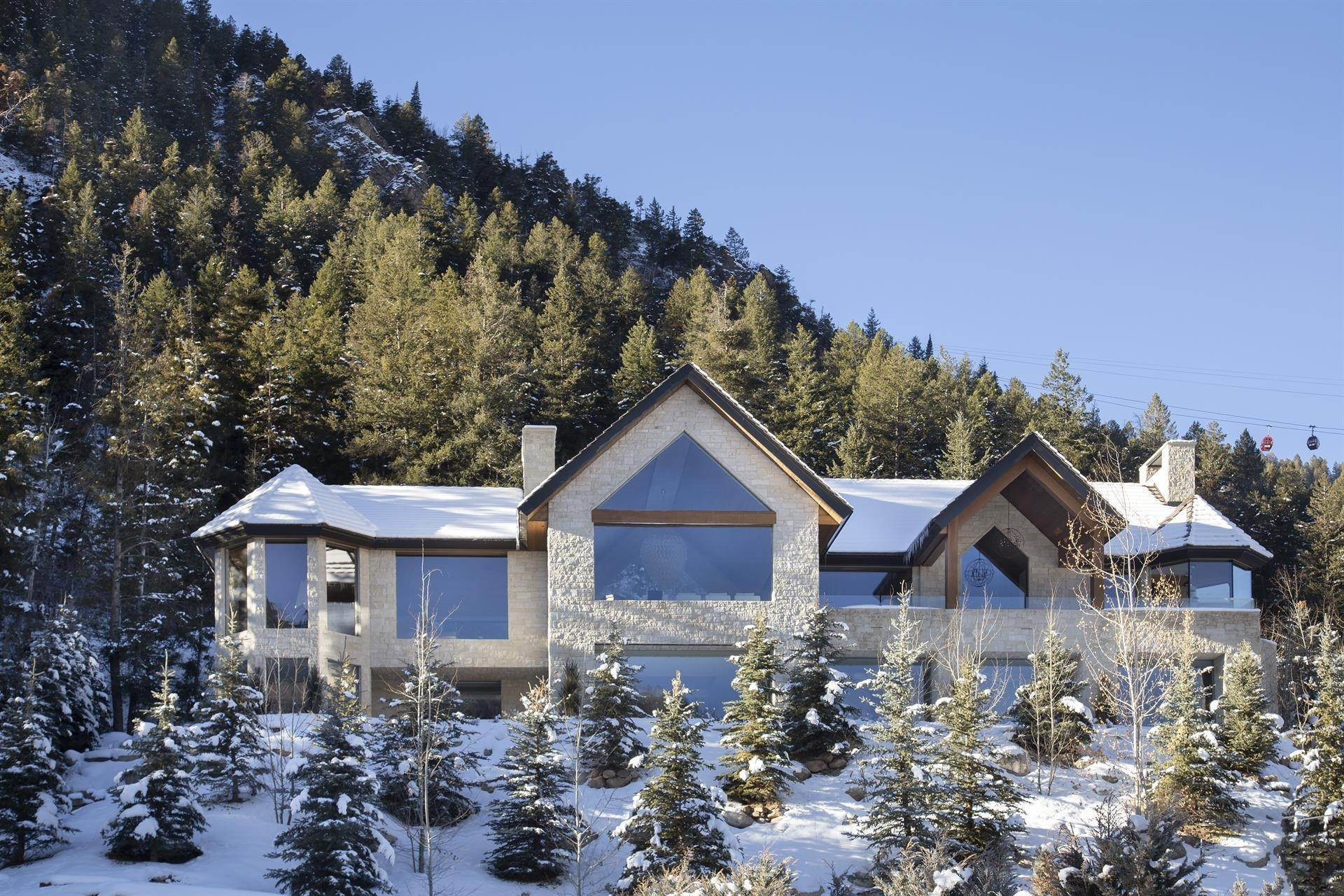 11. Single Family Home por un Venta en As Good As It Gets 1001 Ute Avenue Aspen, Colorado,81611 Estados Unidos