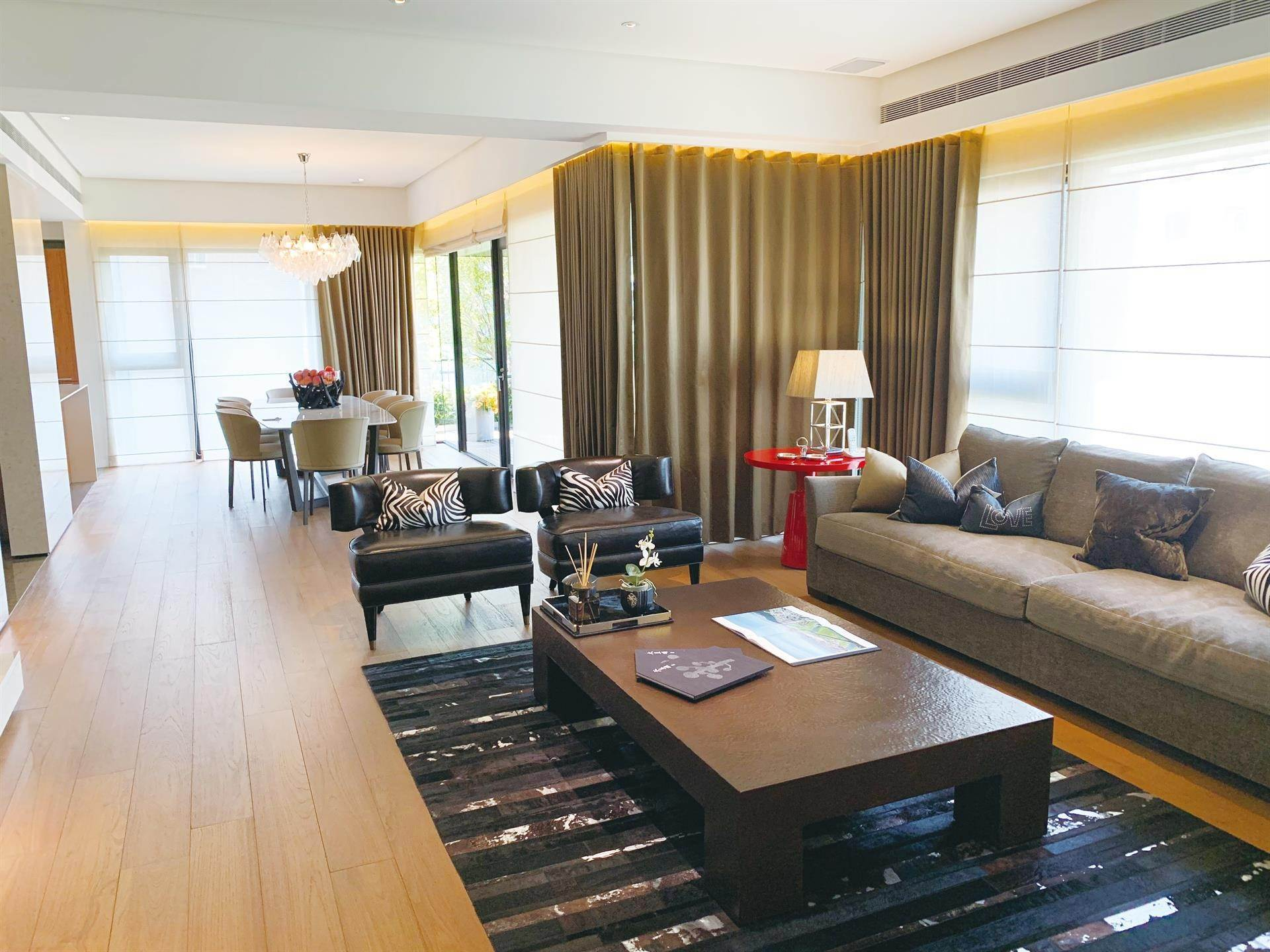 8. Residence/Apartment for Sale at Dazhi Deluxe Taipei City, Taiwan