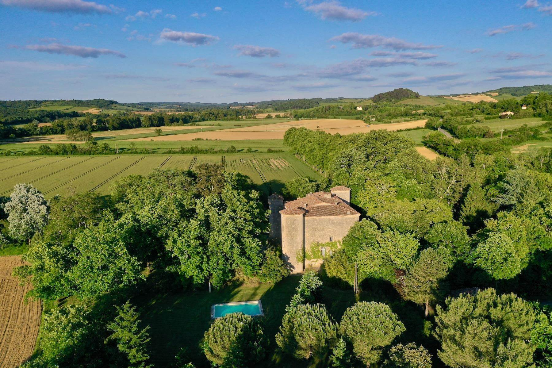 EXCEPTIONAL CATHAR CASTLE a luxury Estate for Sale in Carcassonne ...