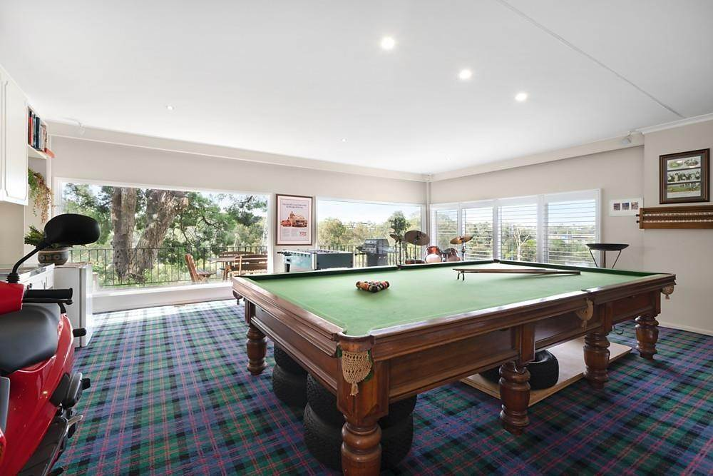 20. Single Family Home 为 销售 在 Private Toorak Sanctuary, Spectacular Yarra River Views 818 Orrong Road, Toorak 维多利亚,3142 澳大利亚