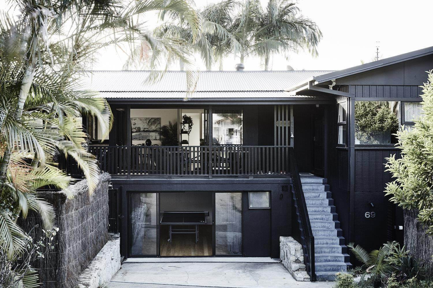 Single Family Home for Sale at Byron Bay Black 69 Kingsley Street Byron Bay, New South Wales,2481 Australia