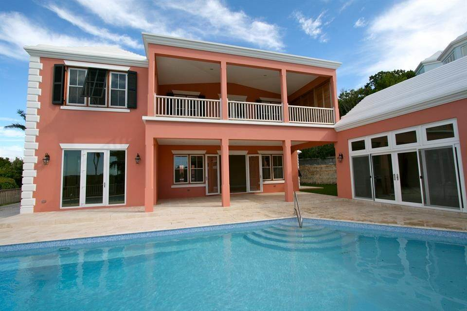 6. Single Family Home pour l à vendre à Ship's Hill Estate Home At Rosewood Tucker's Point 27 Ship's Hill St Georges Parish, Bermuda,HS02 Bermuda