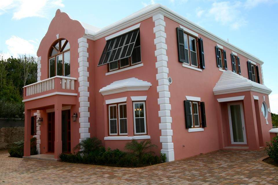 7. Single Family Home voor Verkoop op Ship's Hill Estate Home At Rosewood Tucker's Point 27 Ship's Hill St Georges Parish, Bermuda,HS02 Bermuda
