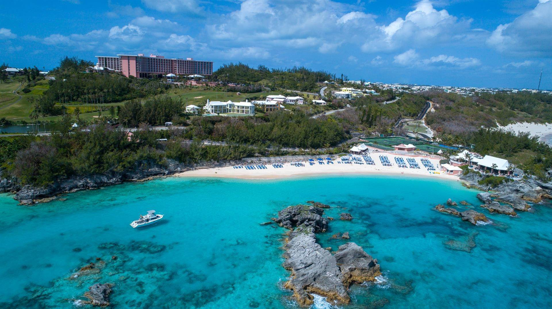 5. Single Family Home para Venda às Duamber At The Fairmont Southampton 119 Harbour View Drive Southampton Parish, Bermuda,SN02 Bermuda