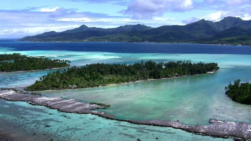 Private Island for Sale at Private Island French Polynesia