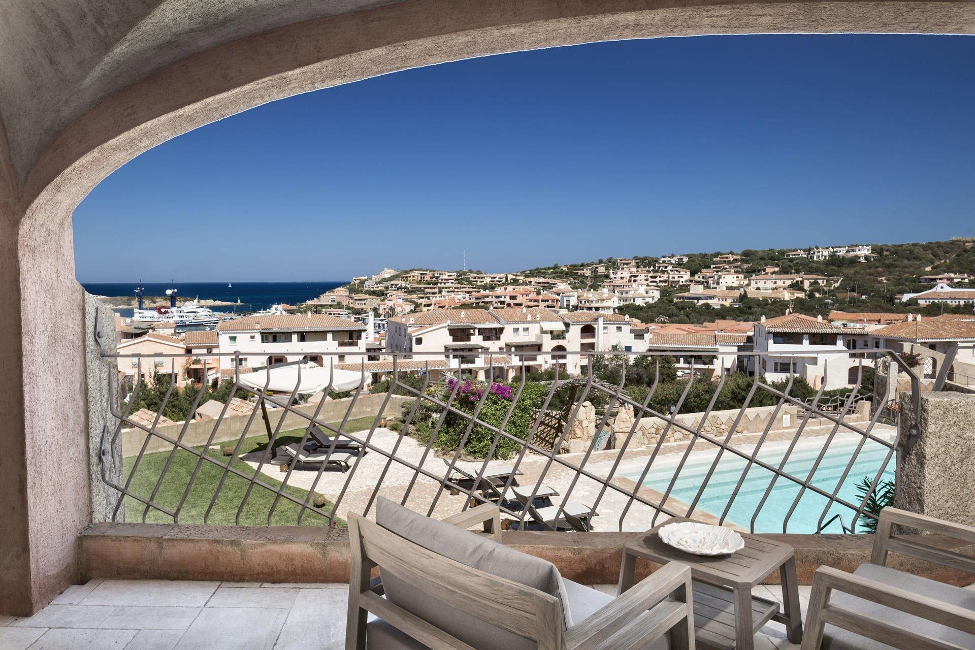 Residence/Apartment for Sale at Luxury Apartment on the Marina Porto Cervo, Olbia Tempio,07021 Italy
