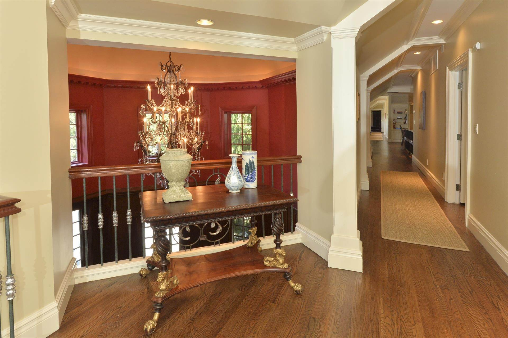 18. Single Family Home 為 出售 在 Celebrity Stunner - 5+ Acre Family Compound Saddle River, 新澤西州,07458 美國