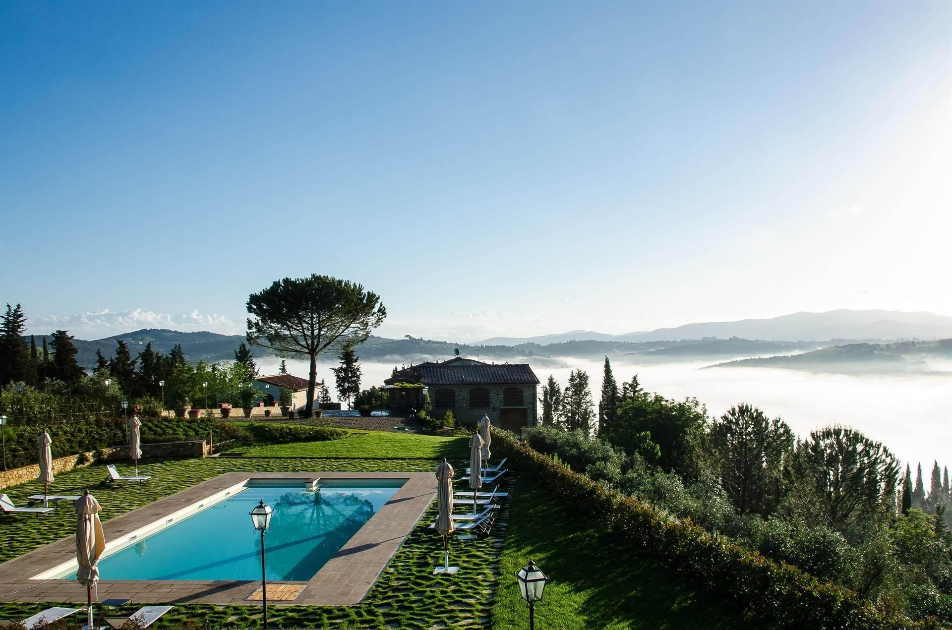 TUSCAN CHIANTI ESTATE a luxury Estate for Sale in San ...