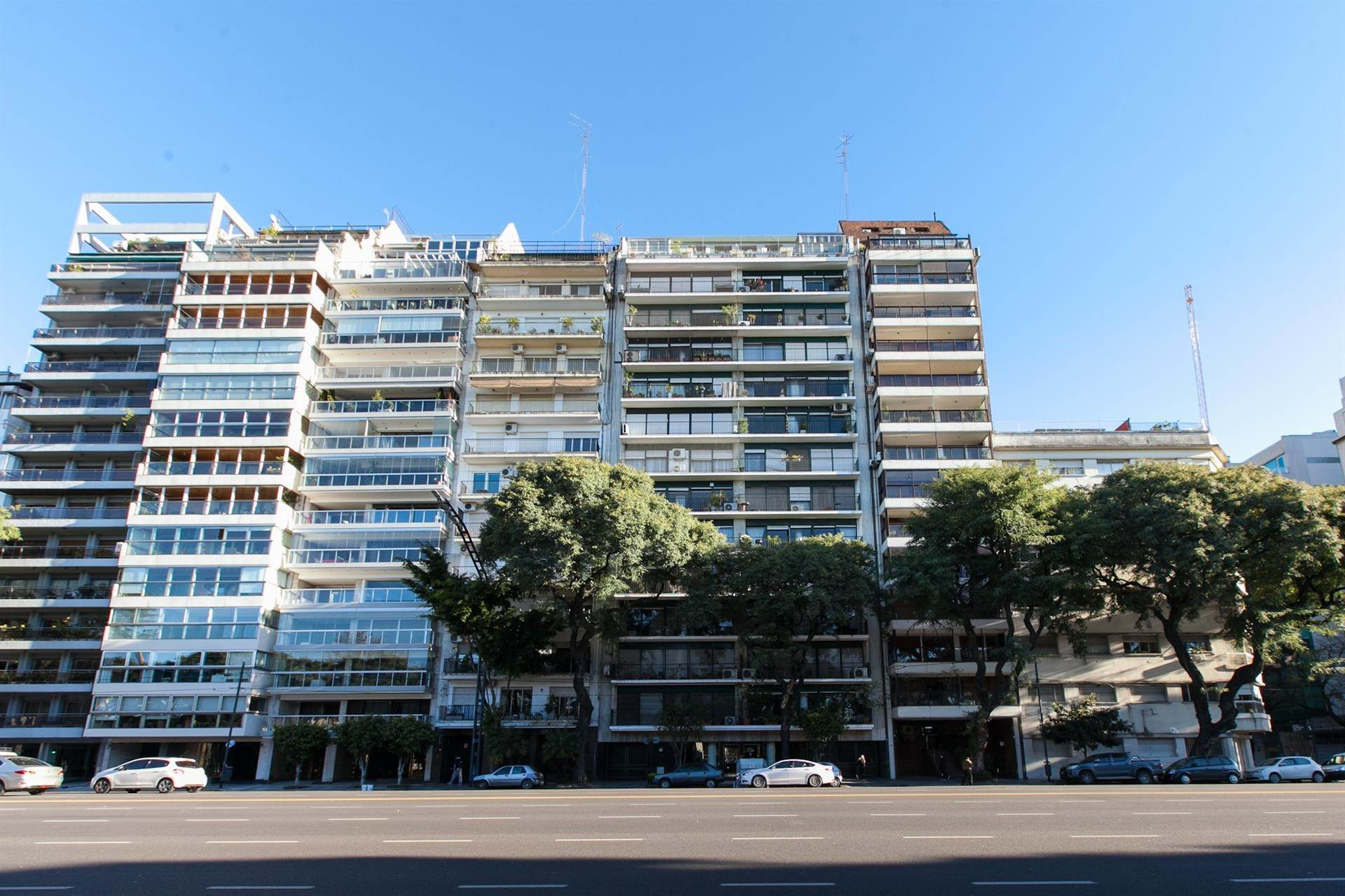 35. Residence/Apartment for Sale at Unique floor with unbeatable views. Palermo, Argentina
