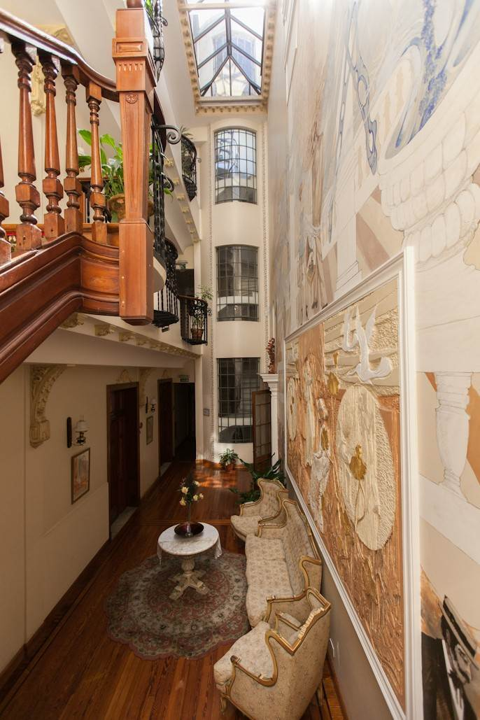 13. Single Family Home 为 销售 在 Enchanting~Completely Refurbished Mansion - Great Feng Shui! San Telmo, Ciudad De Buenos Aires, 布宜诺斯艾利斯, 阿根廷
