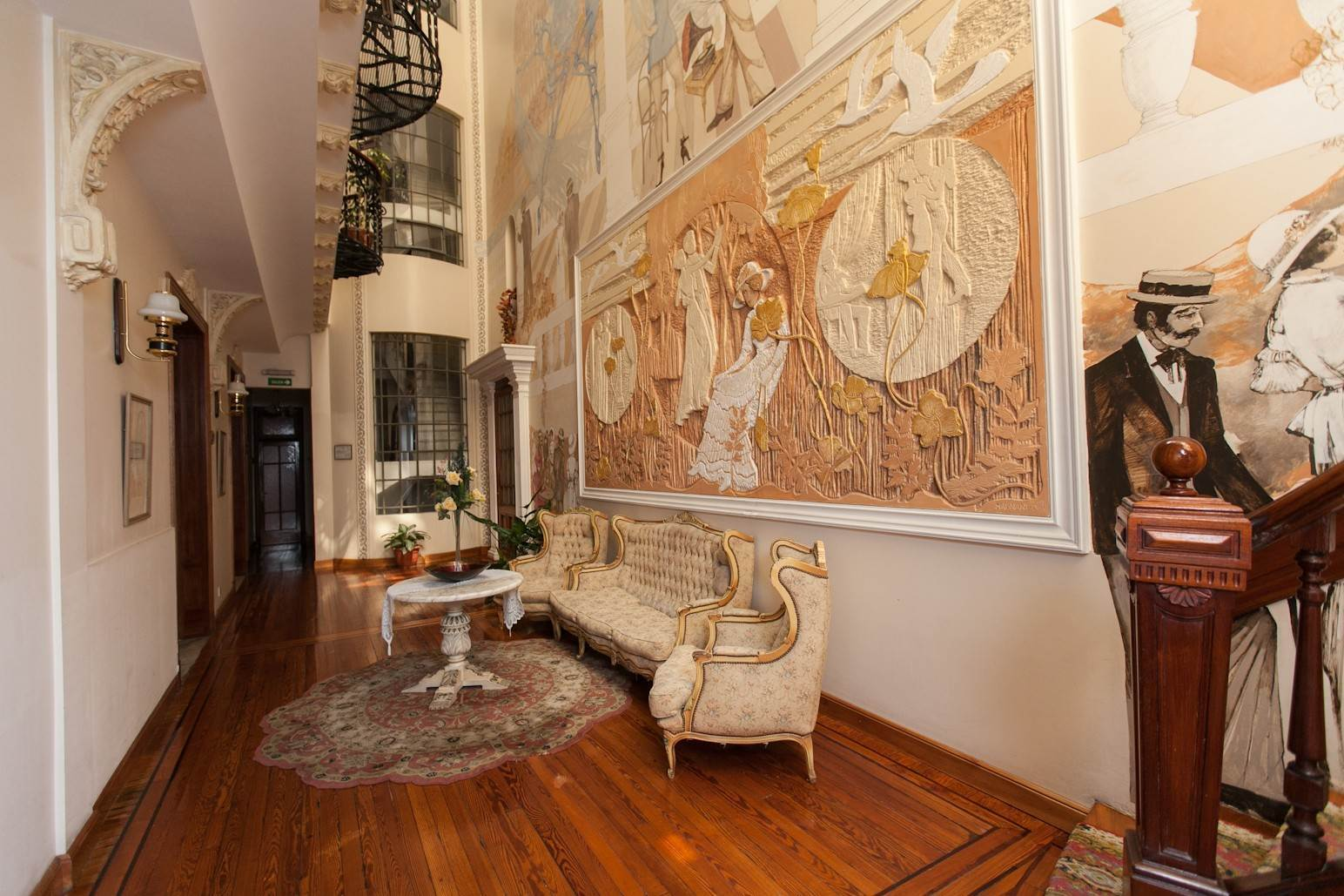14. Single Family Home 为 销售 在 Enchanting~Completely Refurbished Mansion - Great Feng Shui! San Telmo, Ciudad De Buenos Aires, 布宜诺斯艾利斯, 阿根廷